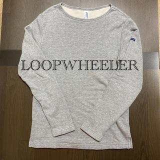 BEAMS - LOOPWHEELER × BEAMS PLUS / 別注 ボートネック