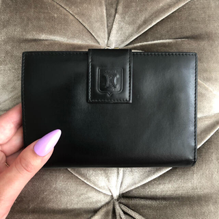 セリーヌ(celine)のCELINE ♣️ ヴィンテージ がま口 折り財布(財布)