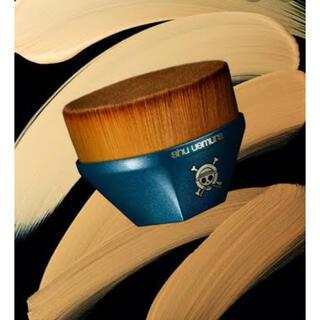 シュウウエムラ(shu uemura)の新品シュウウエムラ ペタル55ファンデーションブラシ ワンピース(チーク/フェイスブラシ)