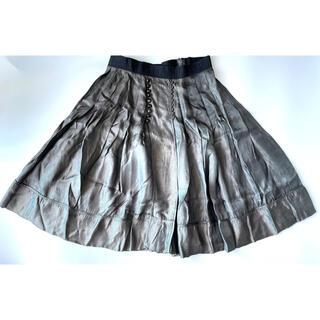 マークジェイコブス(MARC JACOBS)のマークジェイコブス フレアスカート(ひざ丈スカート)