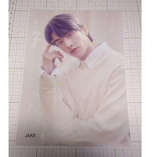 ENHYPEN フライヤー JAKE(K-POP/アジア)