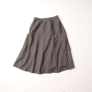 ロシャス(ROCHAS)のROCHAS ロシャス デニム風 スカート(ひざ丈スカート)