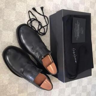 ヨウジヤマモト(Yohji Yamamoto)のyohji yamamoto pour homme 18aw ブーツ 革靴(ブーツ)