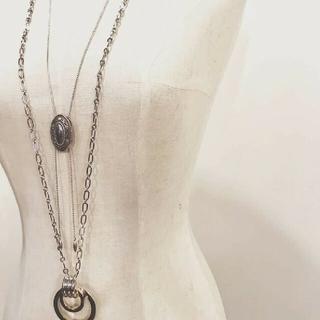 トーガ(TOGA)のcity shop × THE dallas  SP-long necklace(ネックレス)