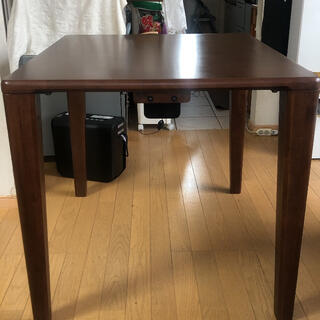 コタツ ダイニングテーブル