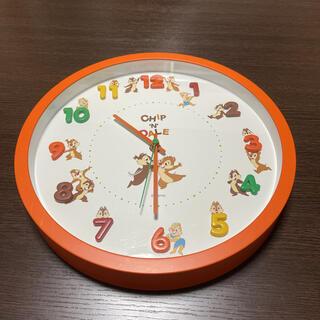 チップ&デール - ディズニー チップとデール時計