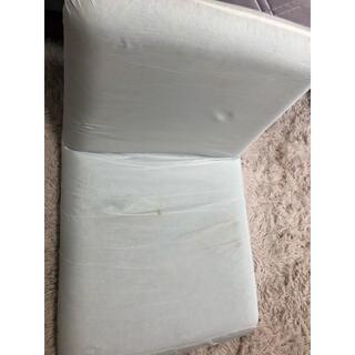 ムジルシリョウヒン(MUJI (無印良品))の無印良品 座椅子(大) カバー付き(座椅子)