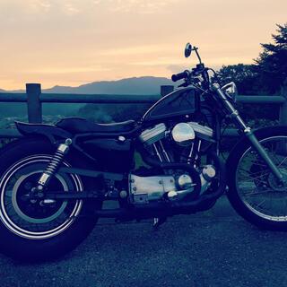 Harley Davidson - ハーレースポーツスター