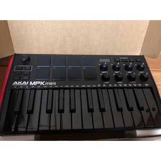 AKAI  MPK mini MK3 special edition Black(MIDIコントローラー)