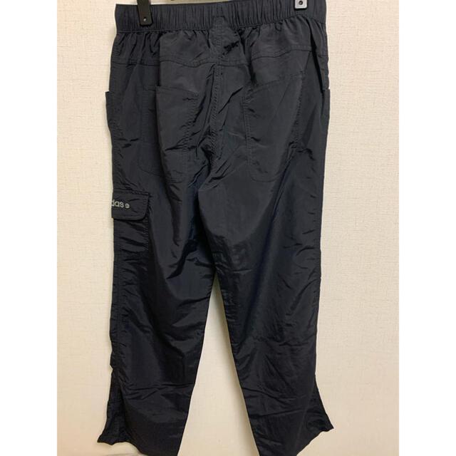 adidas(アディダス)のadidas 黒 ズボン チケットのスポーツ(ランニング/ジョギング)の商品写真