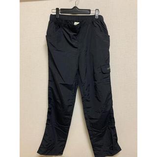 アディダス(adidas)のadidas 黒 ズボン(ランニング/ジョギング)