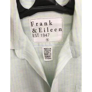 フランクアンドアイリーン(Frank&Eileen)の値下げしました Frank&Eileen フランクアンドアイリーン シャツ(シャツ/ブラウス(長袖/七分))