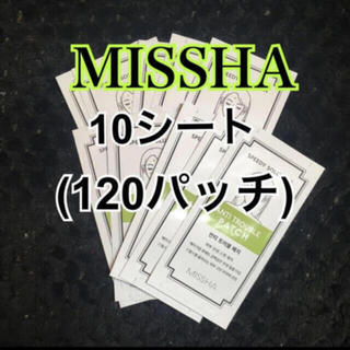 ミシャ(MISSHA)のミシャ ニキビパッチ 🍒  にきびパッチ10シート(その他)