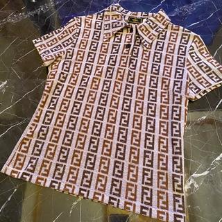 フェンディ(FENDI)のフェンディ 半袖シャツ(ポロシャツ)