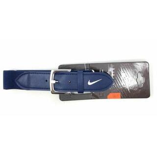 ナイキ(NIKE)の【新品】 NIKE 野球用ユニホームベルト 紺 アメリカ限定品(その他)