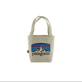 パタゴニア(patagonia)のすぐ届く  パタゴニア ミニトートバッグ ランチバッグ ホライズン 新品未使用(トートバッグ)