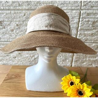 フルラ(Furla)のFURLA フルラ 麦わらハット 帽子 (麦わら帽子/ストローハット)