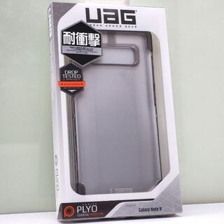 Galaxy Note 8 用 UAG 耐衝撃ケース PLYO アイス クリア系(Androidケース)
