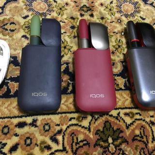 iQOS限定モデル(3個セット)(タバコグッズ)