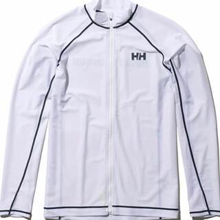 ヘリーハンセン(HELLY HANSEN)の新品未使用 ラッシュガード ヘリーハンセン  M(水着)