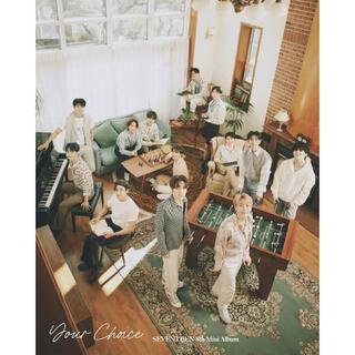 セブンティーン(SEVENTEEN)のSEVENTEEN『Your Choice 』ポスター(K-POP/アジア)