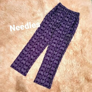 Needles - 【美品希少】Needlesニードルス総柄パピオン蝶パンツ