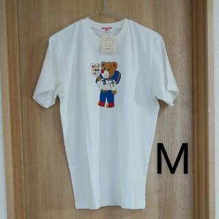 ミキハウス(mikihouse)のオールド ミキハウス 半袖Tシャツ メンズ レディース キッズ M 白(Tシャツ(半袖/袖なし))
