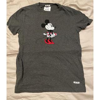 ミュウミュウ(miumiu)のmiumiu ミニーTシャツ Sサイズ(Tシャツ(半袖/袖なし))