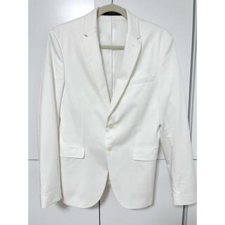 ZARA - zara スーツ セットアップ ホワイト