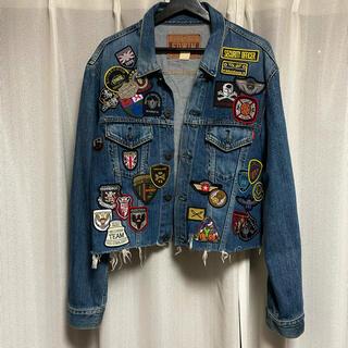 EDWIN - remake denim jacket