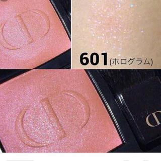 Dior - ディオールスキン ルージュ ブラッシュ 601 ホログラム