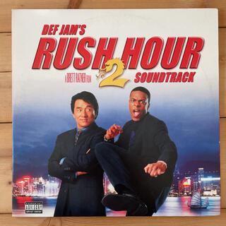 【映画サントラ】RUSH HOUR2(ラッシュアワー2)2枚組 LP レコード (映画音楽)