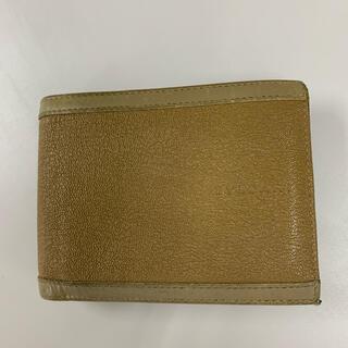 ブルガリ(BVLGARI)のBVLGARI ブルガリ★2つ折財布USED(折り財布)