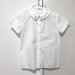ファミリア(familiar)のファミリア ブラウス 刺繍 110   綿100%(ブラウス)