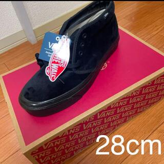 ヴァンズ(VANS)のバンズ VANS チャッカブーツ  ブラック 28.0cm(スニーカー)