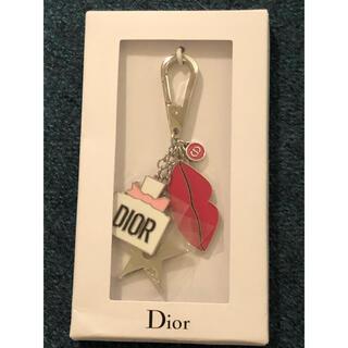 ディオール(Dior)の未使用保管品 Dior ディオール キーホルダー 値下げ(キーホルダー)