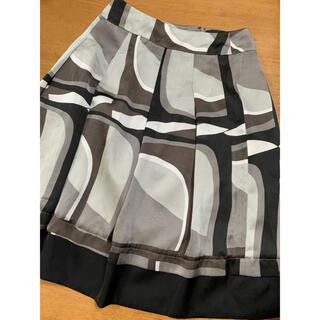 ナラカミーチェ(NARACAMICIE)の💕印は複数割引あり💕ナラカミーチェ・ふんわりスカート美品 サイズI(ひざ丈スカート)