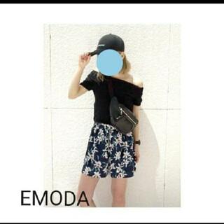 エモダ(EMODA)のエモダ ショートパンツ キュロット(ショートパンツ)