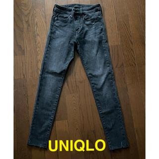 ユニクロ(UNIQLO)のユニクロ⭐️ダメージジーンズ⭐️ストレッチ⭐️新品未使用(デニム/ジーンズ)