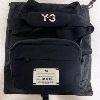 ワイスリー(Y-3)のY-3 ワイスリー スリングバッグ ボディバッグ ショルダーバッグ ブラック(ショルダーバッグ)