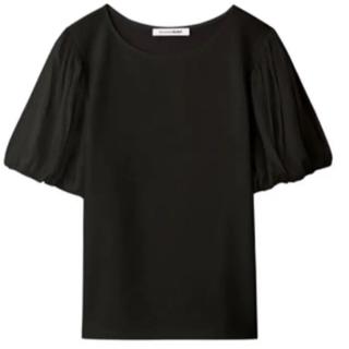 エムプルミエ(M-premier)の20SS エムプルミエ 異素材パフスリーブトップス(カットソー(半袖/袖なし))