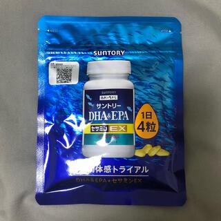 サントリー - サントリー DHA&EPA 120粒