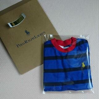 ポロラルフローレン(POLO RALPH LAUREN)のラルフローレン 出産祝い 男の子 80 Tシャツ(Tシャツ)