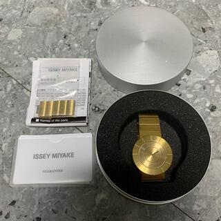 イッセイミヤケ(ISSEY MIYAKE)のイッセイミヤケ 時計 メンズ ISSEYMIYAKE クオーツ ステンレス (腕時計(アナログ))