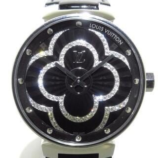 ルイヴィトン(LOUIS VUITTON)のヴィトン 腕時計美品  QA022Z レディース(腕時計)