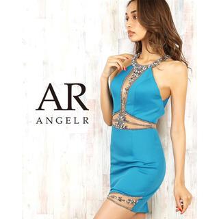 エンジェルアール(AngelR)のAngel R エンジェルアール 定価27280円 ビジュードレス(ミニドレス)