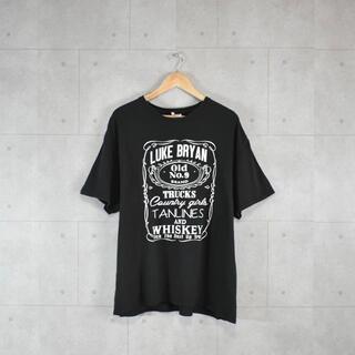 デルタ(DELTA)のLUKE BRYAN 両面プリント ブラック DELTA PRO WEIGHT(Tシャツ/カットソー(半袖/袖なし))