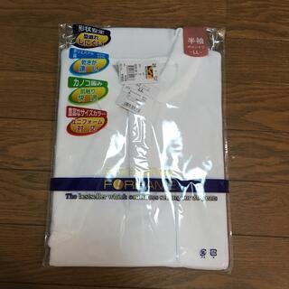 ウォークマン(WALKMAN)の白ポロシャツ  メンズ  LL  ワークマン(ポロシャツ)