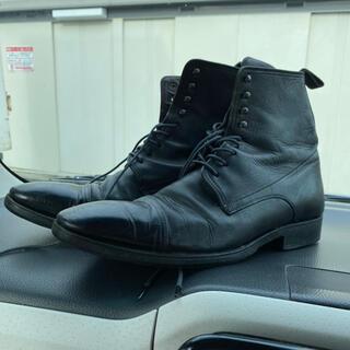 グッチ(Gucci)のGUCCIメンズブーツ26cm20210705(ブーツ)