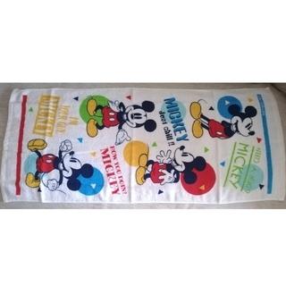 ミッキーマウス(ミッキーマウス)のミッキータオル(タオル/バス用品)